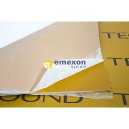 Membrana fonoizolanta TECSOUND SY50 adezivata 2,6 mm grosime